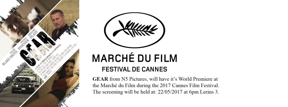 Marche du film GEAR by N5P